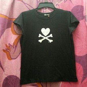 tokidoki logo t-shirt L